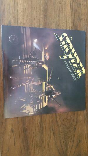 Stryper LP white vinyl nice shape see pics for Sale in Worthington, OH