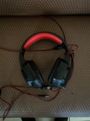 Xcp gaming headphones Xbox PlayStation pc and more for Sale in Pompano Beach, FL