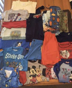 Size 4T Boys Clothing -20 pieces for Sale in Cape Coral, FL