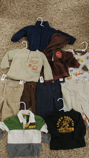 12 month boys clothes for Sale in Bothell, WA