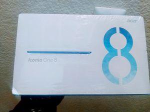 New Acer white tablet for Sale in Mesa, AZ