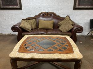Sofa, Loveseat, Coffee Table & End Table for Sale in Phoenix, AZ