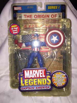 Captain America for Sale in Richmond, VA