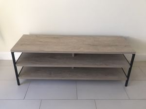 Tv stand, like new! for Sale in Davie, FL