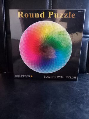 Round. Puzzle for Sale in Bakersfield, CA