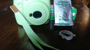 Instax Mini 9 Camera and Film $40 for Sale in Gahanna, OH