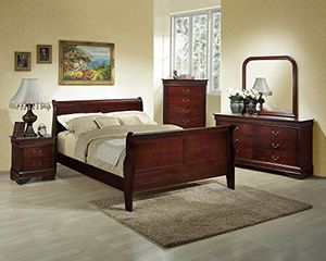 Brand new queen size bedroom set with mattress and boxspring $699 for Sale in Hialeah, FL