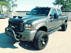 2006 FORD F250 HARLEY DAVIDSON for Sale in Lewisville, TX