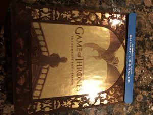 Game of Thrones The Complete Fifth Season Blu-ray for Sale in Leesburg, VA