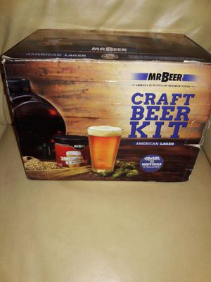 Mr.Beer CRAFT BEER KIT for Sale in Florissant, MO