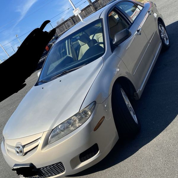 2007 Mazda 6, 165k miles, automatic- transmission. Car run good MD state inspection/ emission passed Excellent condition.