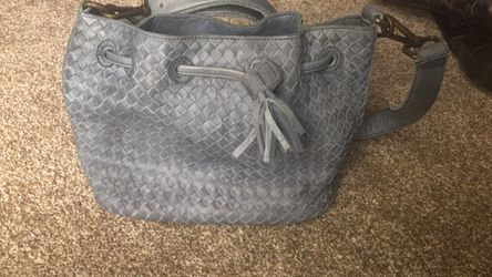 Beautiful leather Nordstrom bag Valentino made in Italy purse for Sale in Austin,  TX