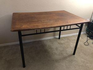 Wood Table / Desk for Sale in Phoenix, AZ
