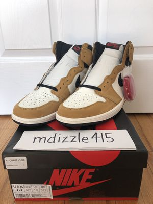 DS sz. 13 Jordan 1 Rookie of the Year for Sale in Daly City, CA