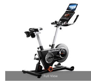 Begin the New Year right with a NordicTrack Grand Tour exercise bike for Sale in Laurel, MD