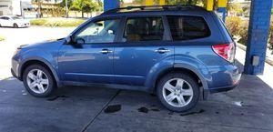 2009 Subaru forester 2.5X Premium for Sale in Concord, CA