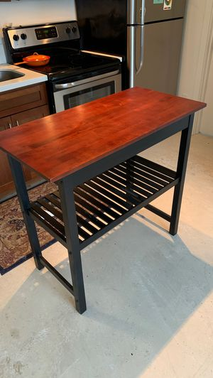 Kitchen island table for Sale in Portland, OR