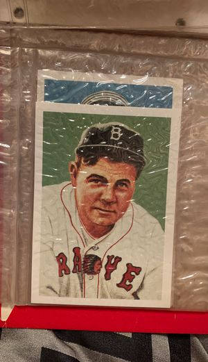 1985 Babe Ruth vintage baseball card for Sale in Surprise, AZ
