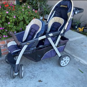 Stroller Together Double CHICCO $40 for Sale in Mountain View, CA