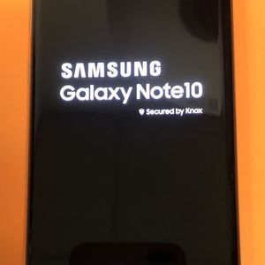 Samsung Galaxy Note 10. 256GB. Unlocked with 30 Day Warranty for Sale in Addison, TX