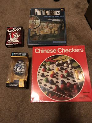 New Puzzles and games lot for Sale in Seattle, WA