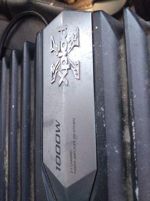 Sony Xplod amplifier 1,000 watt for Sale in San Diego, CA