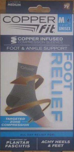 COPPERFIT ANKLE SLEEVE for Sale in Greenwood, IN