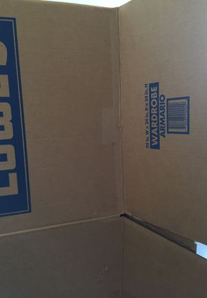 Quality Heavy Duty Moving Boxes for sale! Good condition for Sale in Fairfax, VA