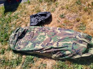 Army -10° Sleeping bag with Gore-Tex shell for Sale in Portland, OR
