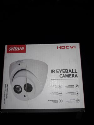 Alhua I.R. Eyeball Security Camera for Sale in Corona, CA