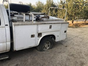 Service bed for sell for Sale in Selma, CA
