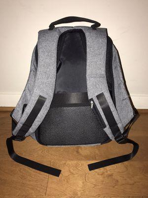 Antitheft Black & Grey Back Pack! for Sale in Los Angeles, CA