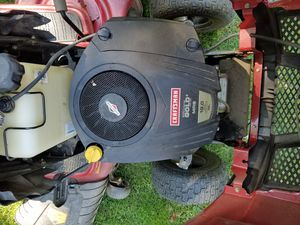 Craftsman riding lawnmower T1600 for Sale in Highland, MD