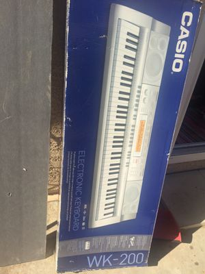 Music instrumental electronic keyboarding for Sale in Los Angeles, CA