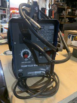 Chicago Electric, 90 AMP Flux Feeder Welder for Sale in Sandy,  UT