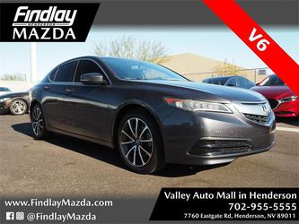 2015 Acura Tlx for Sale in Henderson,  NV
