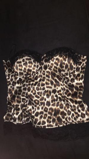 Leopard corset for Sale in San Diego, CA