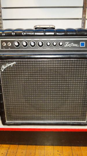 Kustom Challenger vintage guitar combo amp for Sale in Downers Grove, IL