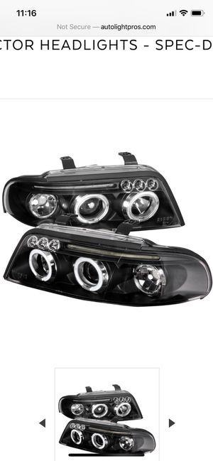 Audi A4 headlights for Sale in Holland, MI