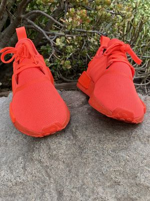 "ADIDAS NMD BOOST "" Solar Red "" Mens 8.5 for Sale in San Diego, CA"