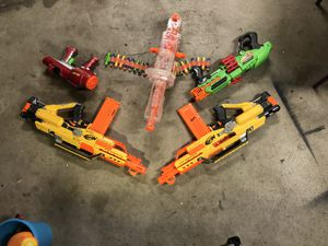 motorized nerf blasters for Sale in West Sacramento, CA