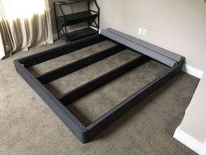 Casper Bed Frame (Cal King) for Sale in Seattle, WA