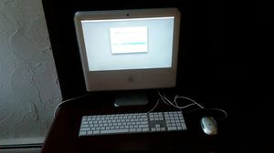 07 iMac Desktop Computer w/ keyboard & mouse for Sale in Cleveland, OH