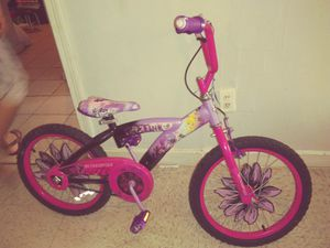 *obo*Lil girls bike like new for Sale in Houston, TX