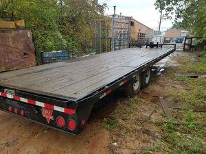 2015 PJ 24 foot bumper pull asking $5000 obo for Sale in Baytown, TX