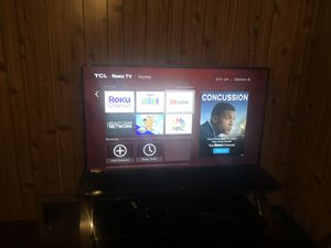 TCL 55 inches for Sale in Wichita, KS