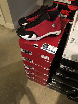 Nike air Jordan 14 toro size 8.5 10.5 11 11.5 12 for Sale in Bellevue, WA
