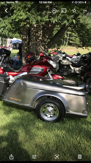 Escapade motorcycle trailer for Sale in Hopewell, VA