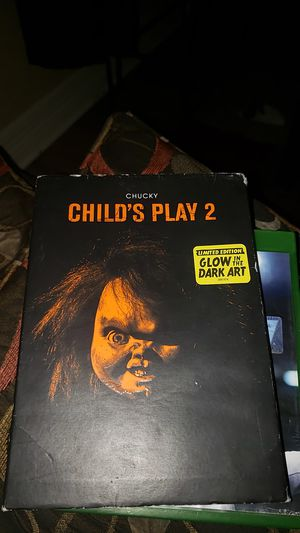Child's Play 2 Limited Edition Glow In The Dark, Fifa 18,Transformers Rise Of The Dark Spark And Watch Dogs 2 Or Offer Best Price for Sale in Dallas, TX