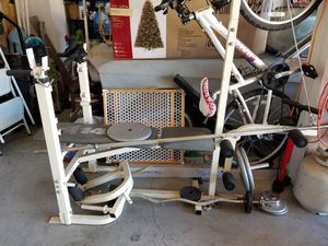 Weight bench for Sale in Hercules, CA